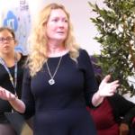 Brexit Help presenting at Dagenham