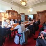 Brexit Help presenting at Islington Chamber