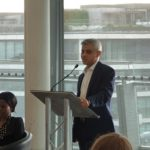 Brexit Help presenting at with Mayor of London, Sadiq Khan, City Hall