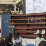 Brexit Help presenting at Pure London Excel